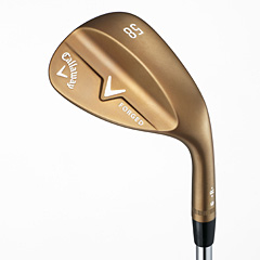Callaway FORGED ウェッジ(カッパーメッキ)