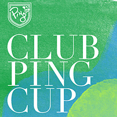 CLUB PING CUP IN OSAKA 開催