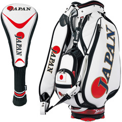 GOLF「JAPAN NATIONAL TEAM MODEL」キャディバッグセット
